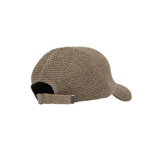 87051c6a6 Details about WITHMOONS Baseball Cap Summer Paperstraw Mesh For Men Women  KR1960